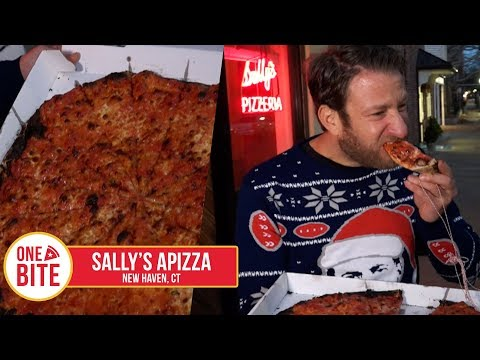 Barstool Pizza Review - Sally's Apizza (New Haven, CT)
