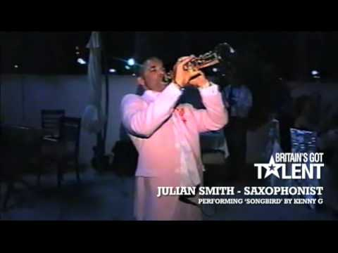 Julian Smith - Exclusive : Performing 'Songbird' by Kenny G