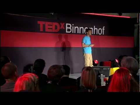 A portable water drill for the remotest areas: Floris de Vos at TEDxBinnenhof