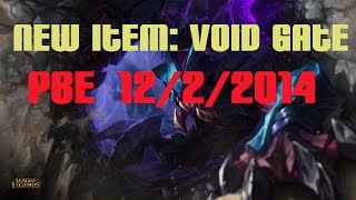 Kamikaze Voidlings - New Void Gate Item (League Of Legends)