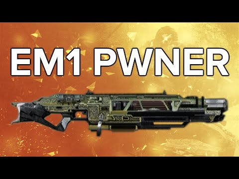 Advanced Warfare In Depth: EM1 Pwner Elite Variant Review (& PC Fire Rate Bug)