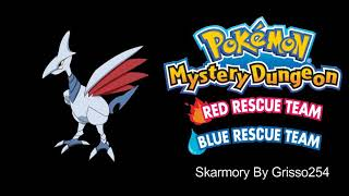 Video Pokémon Mystery Dungeon Red And Blue Rescue Team Skarmory Voice download MP3, 3GP, MP4, WEBM, AVI, FLV November 2018