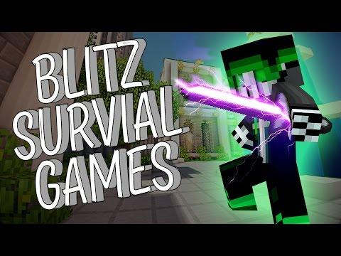 Blitz Survival Games - Het leven van een Baker