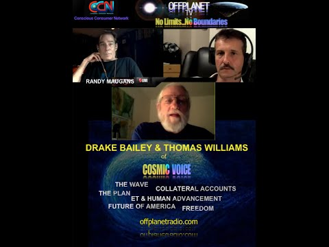 OffPlanet TV-08-19-15- Drake Bailey & Thomas Williams: The Plan