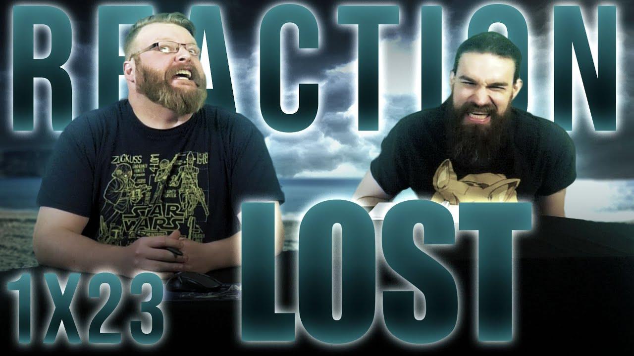 "Download LOST 1x23 REACTION!! ""Exodus (Part 1/3)"""