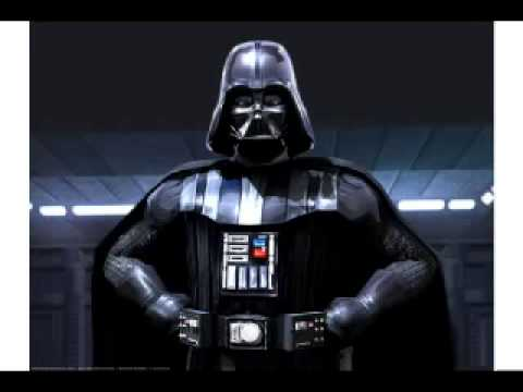 Darth Vader Happy Birthday Greetings For You With A Funny Ending Youtube