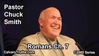 45 Romans 7 - Pastor Chuck Smith - C2000 Series