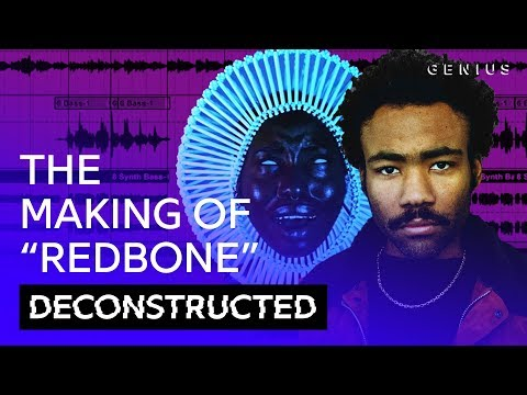 """The Making Of Childish Gambino's """"Redbone"""" With Ludwig Göransson 