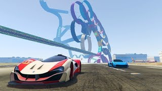 RAMPA 99999% IMPOSIBLE! - CARRERA GTA V ONLINE - GTA 5 ONLINE