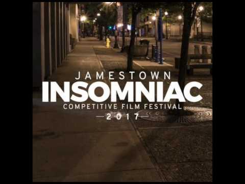 JAMESTOWN iNSOMNiAC COMPETiTiVE FiLM FESTiVAL TRAiLER 2017