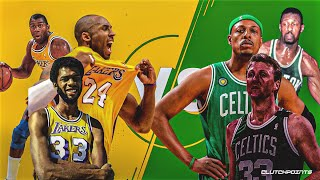 All Time Lakers vs All Time Celtics (@DEADMIN X) | Celtics 2K20 PS4 |