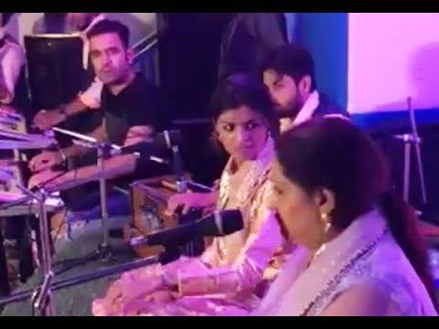 Nooran Sister's Live Qalam