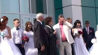 На День шахтера в Прокопьевске зарегистрировали 50 пар молодоженов (2016 год)