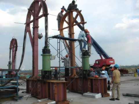Prosprise International Corp Strand Jack Lifting Projects