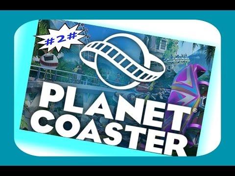 TIJD OM AAN TE KLEDEN!!!!(planet coaster#2)