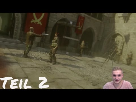 "Let's Play Call of Duty MW Remastered Gameplay | Kampagne Teil 2 ""Imran Zakhaev"" Deutsch HD"