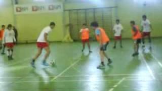 futebol 5-0 9B vs 9F (futsal) f. torrinha