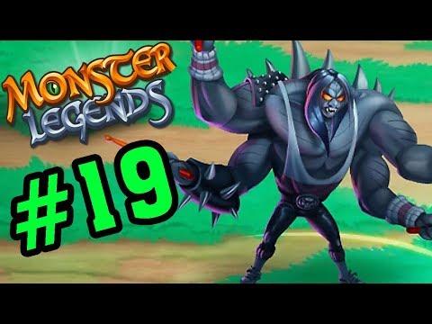 Monster Legends - Thế Giới Quái Vật - QUÁI VẬT LEGEN ĐẦU TIÊN CỦA MÌNH (KEITHOR) #19