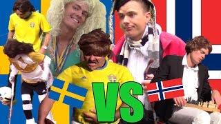 Sverige VS Norge