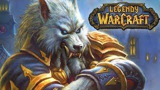 Legendy Warcrafta - GENN GREYMANE (Genn Szarogrzywy) / historia bohatera