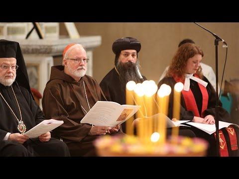 Giáo Hội Năm Châu 17-23/01/2017: Tuần Cầu Nguyện cho Hiệp Nhất Kitô Giáo