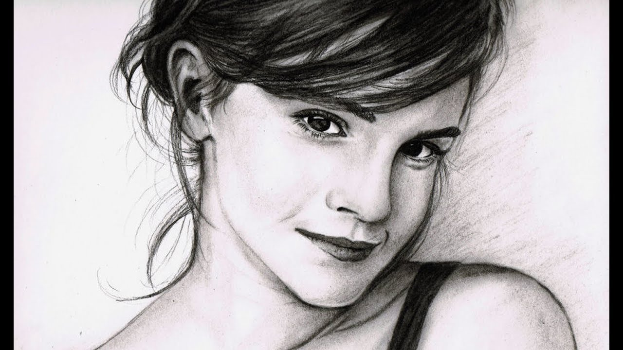 how to make pencil drawing from photo in photoshop