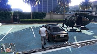 GTA 5 Online - Obey Tailgater [Michael's Car] [Spawn Location Movie Studio]