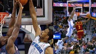 NBA MONSTER 2 Handed Blocks