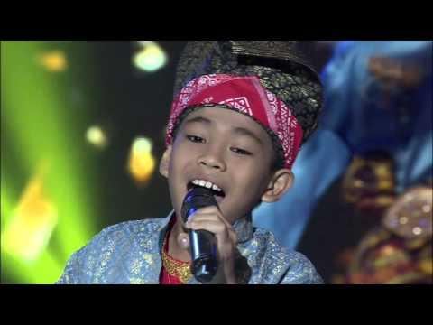 Ceria Popstar 2016: Konsert 5 - Aniq 'Lancang Kuning'