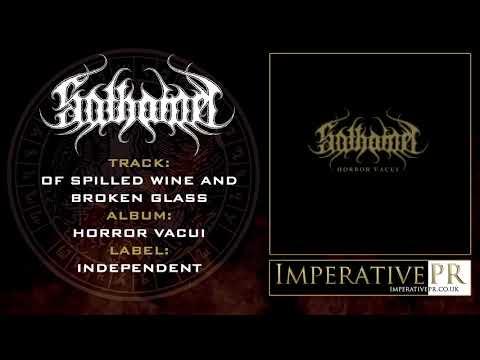 Sathamel - Of Spilled Wine And Broken Glass
