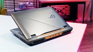 ROG «Химера» — самый мощный ноутбук?