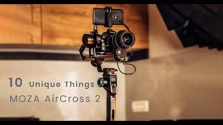 MOZA Aircross 2 Basic LIMITED EDITION Free MOZA Underslung