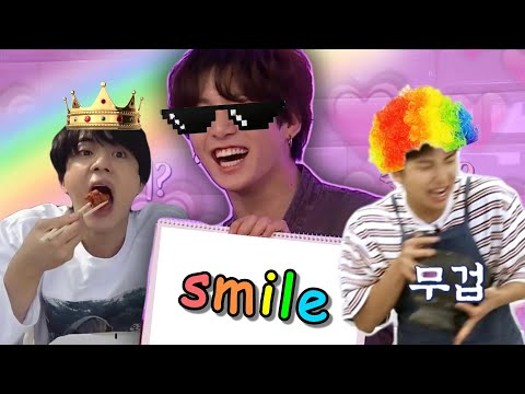 BTS making your day better for 10 minutes straight