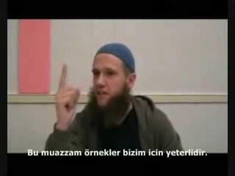 Şu genç biri Alman diğeri Yunan imamlara bakalım Maşaall