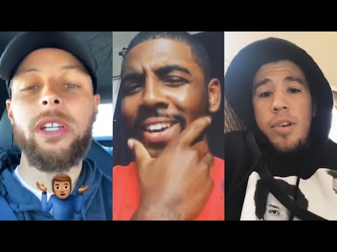 NBA Players React To LeBron James & Lakers Getting Eliminated By Suns In First R