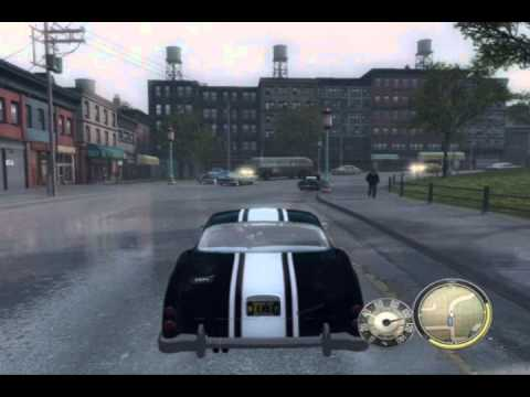 Mafia II Joe's Adventures Best Unique Car In The Game - YouTube