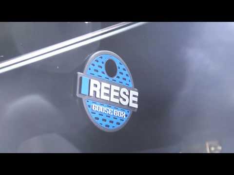 NEW Fifth Wheel Gooseneck Hitch | REESE Goose Box