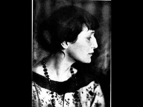 Поэтический портрет А. Ахматовой