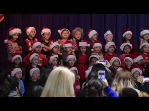 ????Adrian's Christmas Performance - Phelan Elementary School
