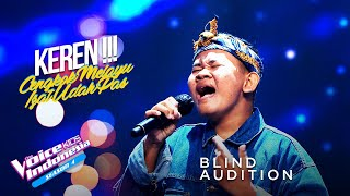 Download Izat – Disana Menanti Disini Menunggu | Blind Auditions | The Voice Kids Indonesia Season 4 GTV 2021