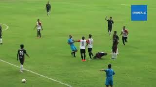 Trận bóng đá như phim chưởng hồng kông