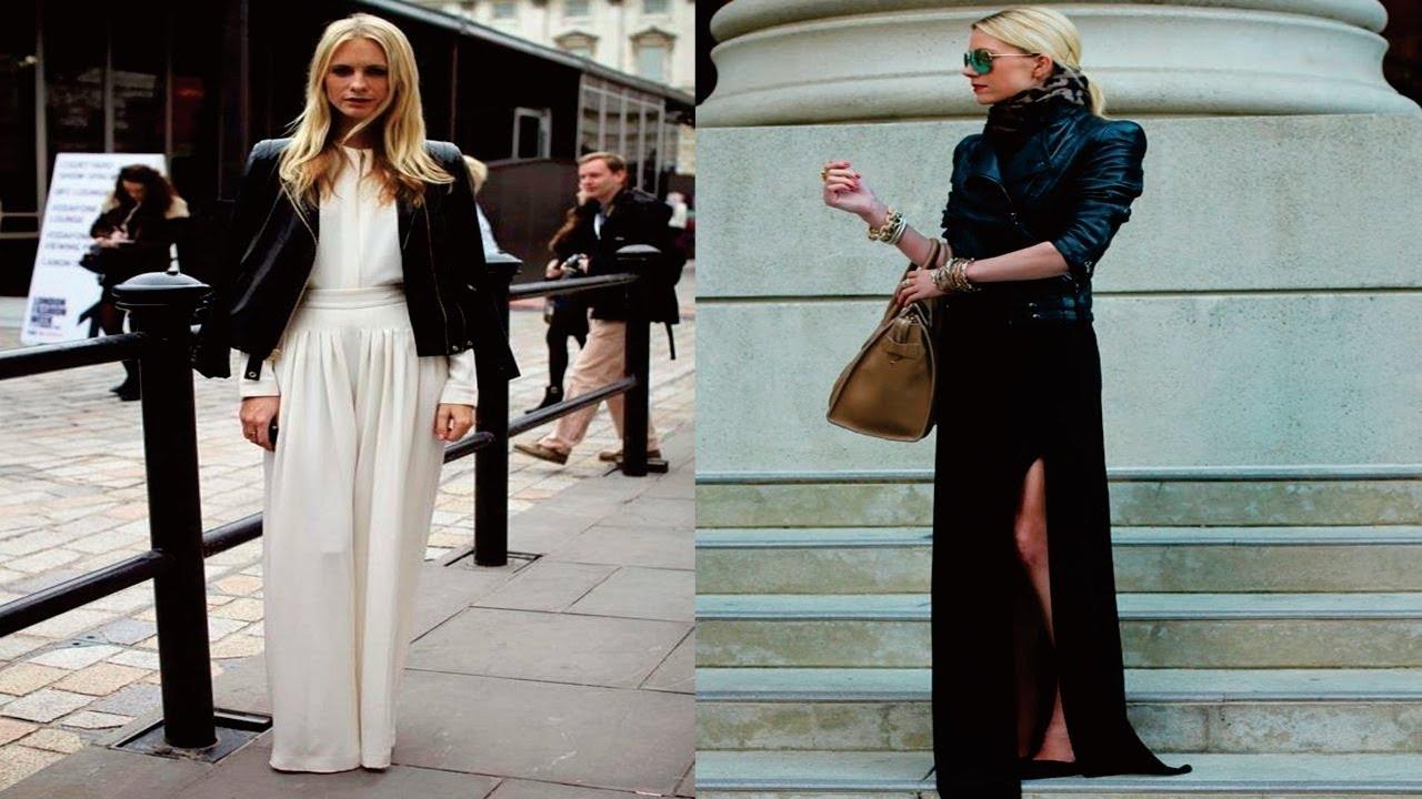 Como combinar vestidos largos
