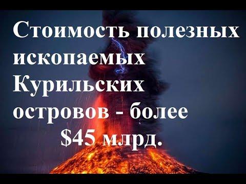 Курилы - Русская земля