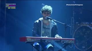 Transmissão Live Festa Junina da Portuguesa, Bruninho & Davi, Isso e Carência