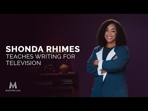 Shonda Rhimes Teaches Writing for Television | Official Trailer