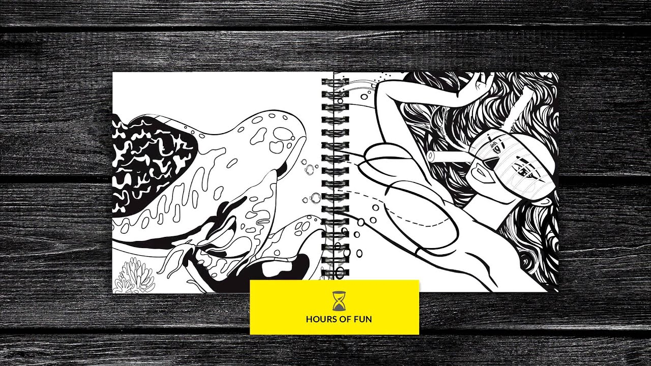 The Wynwood Coloring Book