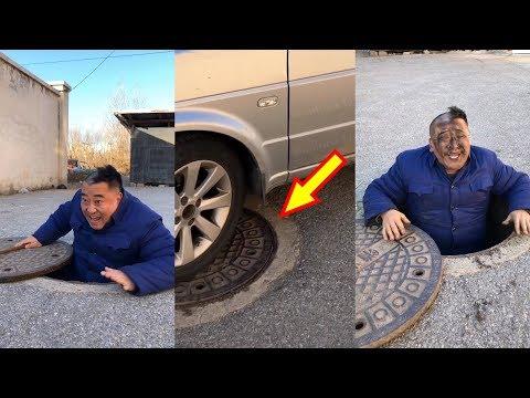 Coi cấm cười 2018 ● Những khoảnh khắc hài hước và lầy lội P34