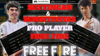 SENSITIVITAS AUTO HEADSHOOT ! SETINGAN & SENSITIVITAS PRO PLAYER FREE FIRE