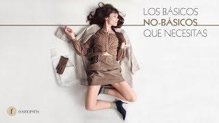 Los BÁSICOS NO-BÁSICOS que necesita tu vestidor | The NON-BASIC BASICS that you need