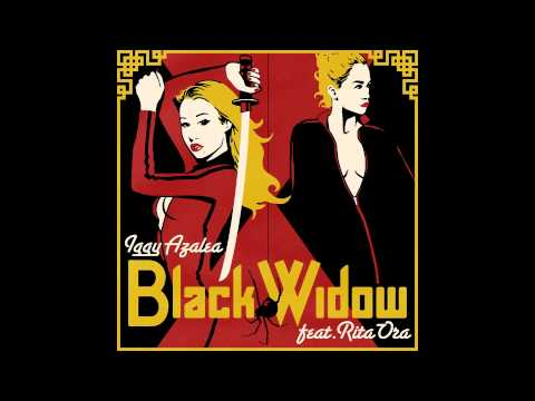 Iggy Azalea - Black Widow Feat. Rita Ora (Audio)
